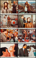 "Movie Posters:Adventure, A Fine Pair (National General, 1969). Color Photo Set of 8 &Photos (4) (approx. 8"" X 10""). Adventure.. ... (Total: 12 Items)"