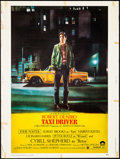 "Movie Posters:Crime, Taxi Driver (Columbia, 1976). Poster (30"" X 40""). Crime.. ..."