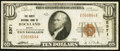 National Bank Notes:Maine, Rockland, ME - $10 1929 Ty. 1 The North NB Ch. # 2371. ...