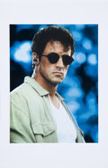 """Movie/TV Memorabilia:Photos, A Collection of Color Copies Related to """"The Specialist.""""..."""