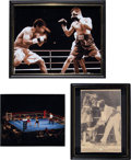 "Movie/TV Memorabilia:Props, A Group of Prop Photographs from ""Rocky Balboa"" (aka ""RockyVI"").... (Total: 3 Items)"