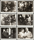 "Movie Posters:Crime, The Fugitive (Universal, 1939). Photos (71) (8"" X 10""). Crime.. ...(Total: 71 Items)"