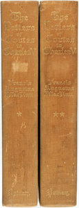 Books:Biography & Memoir, Francis Augustus MacNutt, editor. Letters of Cortes: The FiveLetters of Relation from Fernando Cortes to the Emperor Ch...(Total: 2 Items)