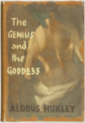 Books:Literature 1900-up, Aldous Huxley. The Genius and the Goddess. London: Chatto& Windus, 1955....