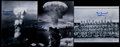 Miscellaneous Collectibles:General, Fred Zimmerli Signed Atomic Bomb Photographs Lot of 3. ...