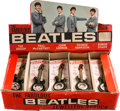 Music Memorabilia:Memorabilia, Beatles Guitar Brooches, Complete Set With Original Display Box ByInvicta Plastics (UK, 1964)....