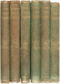 Books:Periodicals, [Periodical]. The Englishwoman's Domestic Magazine. London:S. O. Beeton, [1860-1863].... (Total: 6 Items)