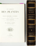 Books:Natural History Books & Prints, [Natural History]. P[ierre] Bernard and L[ouis] Couailhac. LeJardin des Plantes. Description Complète, Historique et Pi...(Total: 2 Items)
