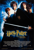 "Movie Posters:Fantasy, Harry Potter and the Chamber of Secrets (Warner Brothers, 2002).One Sheet (27"" X 40"") DS Advance. Fantasy.. ..."