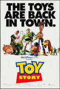 "Movie Posters:Animation, Toy Story & Other Lot (Buena Vista, 1995). One Sheets (5) (27"" X 40"") DS. Animation.. ... (Total: 5 Items)"