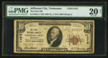 National Bank Notes:Tennessee, Jefferson City, TN - $10 1929 Ty. 2 The First NB Ch. # 11479. ...