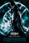 """Movie Posters:Fantasy, Hellboy (Columbia, 2004). One Sheet (26.75"""" X 39.75"""") DS Advance. Fantasy.. ..."""