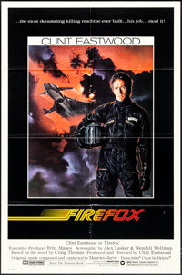"""Firefox & Other Lot (Warner Brothers, 1982). One Sheets (2) (27"""" X 41""""). Action. ... (Total: 2 Items)"""