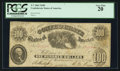 Confederate Notes:1861 Issues, T7 $100 1861 PF-6 Cr. 13.. ...