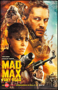 "Movie Posters:Action, Mad Max: Fury Road (Warner Brothers, 2015). AMC Exclusive Poster(11"" X 17"") Advance. Action.. ..."