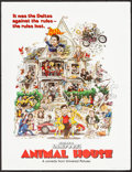 "Movie Posters:Comedy, Animal House (Universal, 1978). Promotional Poster (17"" X 22""). Comedy.. ..."