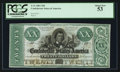 Confederate Notes:1861 Issues, T21 $20 1861 PF-6 Cr. 146.. ...
