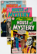 Silver Age (1956-1969):Horror, House of Mystery Group of 17 (DC, 1954-63).... (Total: 17 ComicBooks)