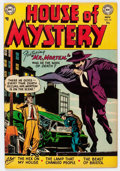 Golden Age (1938-1955):Horror, House of Mystery #20 (DC, 1953) Condition: VF....