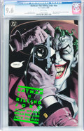 Modern Age (1980-Present):Superhero, Batman: The Killing Joke #nn First Printing (DC, 1988) CGC NM+ 9.6White pages....