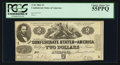 Confederate Notes:1862 Issues, T42 $2 1862 PF-3 Cr. 336.. ...