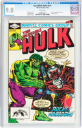 Modern Age (1980-Present):Superhero, The Incredible Hulk #271 (Marvel, 1982) CGC VF/NM 9.0 Whitepages....