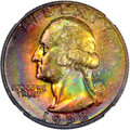 Washington Quarters, 1958-D 25C MS67 ★ NGC. CAC. NGC Census: (261/1). PCGS Population(140/2). Mintage: 78,124...