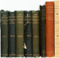 Books:Literature Pre-1900, [William Morris]. Group of Four Titles (in Eight Volumes). Variouspublishers, 1889 - 1920. ... (Total: 8 Items)