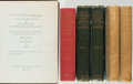 Books:Literature Pre-1900, [Dante Gabriel Rosetti]. Group of Four Titles by or about Rosetti(in Six Volumes). Various publishers, 1895 - 1963. ... (Total: 6Items)