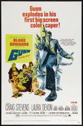 "Movie Posters:Mystery, Gunn (Paramount, 1967). One Sheet (27"" X 41""). Crime. Directed byBlake Edwards. Starring Craig Stevens, Laura Devon, Ed Asn..."