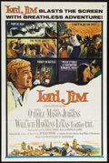 """Movie Posters:Adventure, Lord Jim (Columbia, 1965). One Sheet (27"""" X 41""""). Adventure.Directed by Richard Brooks. Starring Peter O'Toole, James Mason..."""
