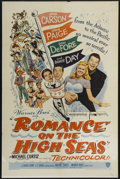 """Movie Posters:Comedy, Romance on the High Seas (Warner Brothers, 1948). One Sheet (27"""" X 41""""). Musical Comedy. Directed by Michael Curtiz. Starrin..."""