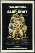 "Movie Posters:Action, Slap Shot (Universal, 1977). One Sheet (27"" X 41""). Style A. SportsComedy. Directed by George Roy Hill. Starring Paul Newma..."