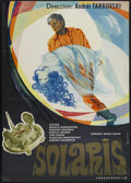 """Movie Posters:Science Fiction, Solyaris (Sovexportfilm, 1972). Russian Poster for Export toForeign Language Countries (32"""" X 44.5""""). Science Fiction. Dire..."""