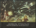 Movie Posters:Science Fiction, Star Wars (20th Century Fox, 1977). Program (Multiple Pages).Science Fiction. Directed by George Lucas. Starring Harrison F...