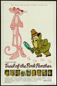 """Trail of the Pink Panther (United Artists, 1982). One Sheet (27"""" X 41""""). Comedy. Directed by Blake Edwards. St..."""