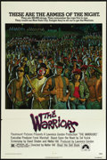 """Movie Posters:Adventure, The Warriors (Allied Artists, 1955). One Sheet (27"""" X 41""""). ActionThriller. Directed by Walter Hill. Starring Michael Beck,..."""