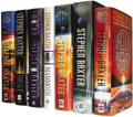 Books:Signed Editions, Stephen Baxter Signed First Editions.... (Total: 7 Items)