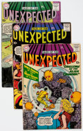 Silver Age (1956-1969):Horror, Tales of the Unexpected Group of 6 (DC, 1959-60) Condition: AverageVG-.... (Total: 6 Comic Books)