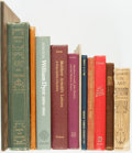 Books:Art & Architecture, [Pre-Raphaelite Art and Literature]. Group of Twelve Books. Various publishers, 1903 - 1973. ... (Total: 12 Items)