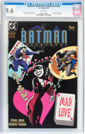 Modern Age (1980-Present):Superhero, Batman Adventures: Mad Love #nn (DC, 1994) CGC NM+ 9.6 Whitepages....