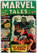Golden Age (1938-1955):Horror, Marvel Tales #96 (Atlas, 1950) Condition: VG-....