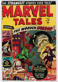 Golden Age (1938-1955):Horror, Marvel Tales #97 (Atlas, 1950) Condition: VG+....