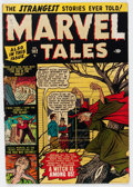 Golden Age (1938-1955):Horror, Marvel Tales #102 (Atlas, 1951) Condition: VG-....