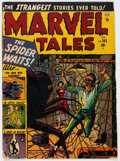 Golden Age (1938-1955):Horror, Marvel Tales #105 (Atlas, 1952) Condition: GD-....