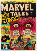 Golden Age (1938-1955):Horror, Marvel Tales #100 (Atlas, 1951) Condition: Average GD/VG....