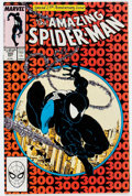 Modern Age (1980-Present):Superhero, The Amazing Spider-Man #300 (Marvel, 1988) Condition: VF+....