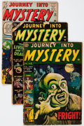 Golden Age (1938-1955):Horror, Journey Into Mystery Group of 10 (Atlas/Marvel, 1953-59) Condition:Average FR.... (Total: 10 Comic Books)