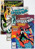 Modern Age (1980-Present):Superhero, Spider-Man Related Group of 50 (Marvel, 1970s-2000s) Condition:Average VF.... (Total: 50 Comic Books)