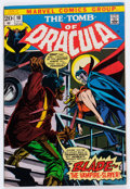 Bronze Age (1970-1979):Horror, Tomb of Dracula #10 (Marvel, 1973) Condition: FN+....